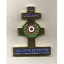 Pin's Soldat de France - Union Nationale des Combattants de Woippy / Moselle