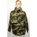 Parka hiver Rip-stop camouflée Centre-Europe TOE PRO Occasion