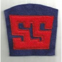 Patch S.O.S. - Service Of Supply