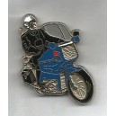 Pin's Motard Gendarmerie Nationale (4)