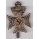 "Insigne de bérêt ""Royal Rifle Corps"""
