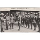 Carte postale : Swearing in Non-Commissioned Officers (9)