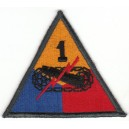 Patch de la 1° Division blindée